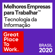 Selo Great Place To Work 2020